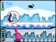 Click to Play Penguin Arcade