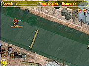 Click to Play City Surfing