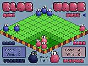 Click to Play Blob Wars