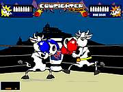 Click to Play Cow Fighter