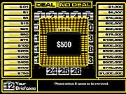 Click to Play Deal or No Deal