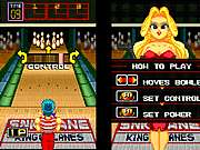 Click to Play Neo-Geo Bowling