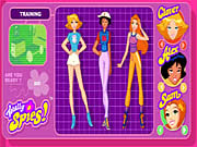Click to Play Totally Spies Dress Up
