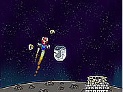 Click to Play Mario Lost in Space