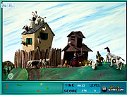 Click to Play A Town Called Panic - Hidden Objects