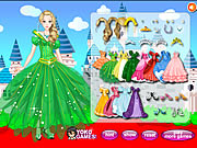 Click to Play A Princess At Dineyland