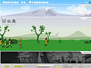 Click to Play Amazons Vs. Athenians