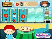 Click to Play Andy's Pizza Shop