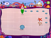 Click to Play Ariel's Pearl Hunt