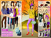 Click to Play Autumn in the Park Dress Up