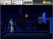 Click to Play Batman - I Love Basketball