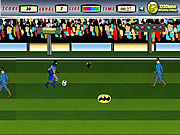 Click to Play Batman Soccer