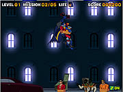 Click to Play Batman's Ultimate Rescue