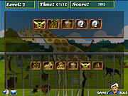 Click to Play Brain Power - Zoo