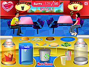 Click to Play Burger Shop