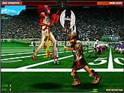 Click to Play Mascot Kombat