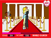 Click to Play Celebrity Long Kisses