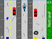 Click to Play Cross The Street Game