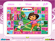 Click to Play Dora The Explorer Mix-Up