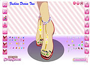 Click to Play Fashion Dream Toes