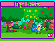 Click to Play Find Boots