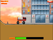 Click to Play Fire Truck