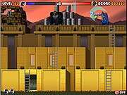 Click to Play Gorilla Grodd - Barrels Of Peril