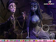 Hidden Numbers Corpse Bride