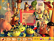 Click to Play Hidden Objets - Toy Story