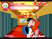 Click to Play High School First Kiss