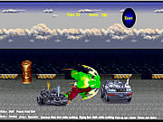Click to Play Hulk's Car