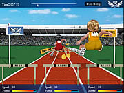 Click to Play Hurdle Race