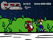 Click to Play Defend the North Pole
