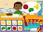 Click to Play Kids Burger