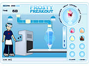 Click to Play Frosty Freakout