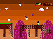 Click to Play Leapy Louie Ground Skeeper