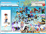 Click to Play Magivolve's Dressup
