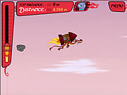 Click to Play Mushu's Rocket Rush