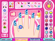 Click to Play Nail Diy Fun