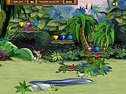 Click to Play Neverland Treasure Hunt