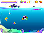 Click to Play Penguin Dive