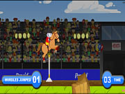 Click to Play Pepcid Horse Jumping