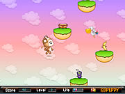 Click to Play Perky Monkey