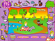 Click to Play Pet Pals