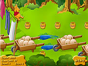 Click to Play Pooh's Honey Chase