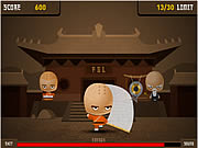 Click to Play Shaolin Master