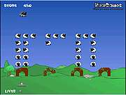 Click to Play Sheep Invaders
