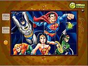 Click to Play Spin N Set - Super Friends