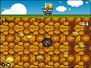 Click to Play Spongebob Squarepants - Get Gold