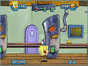 Click to Play Spongebob Squarepants - The Krab O Matic 3000